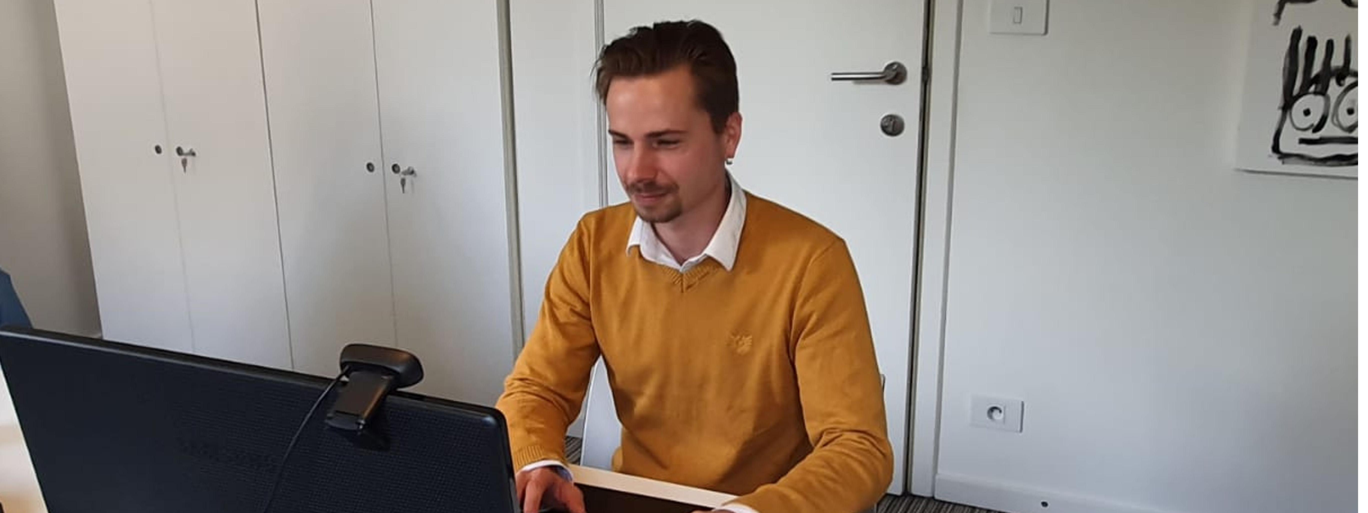 Niels website nieuws
